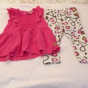 Juicy Couture Baby Girl Set